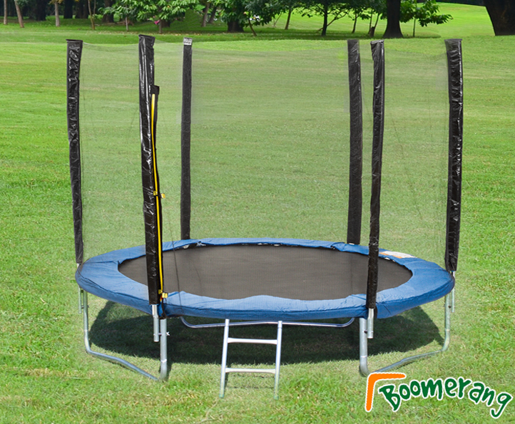10ft Boomerang Plus trampoline