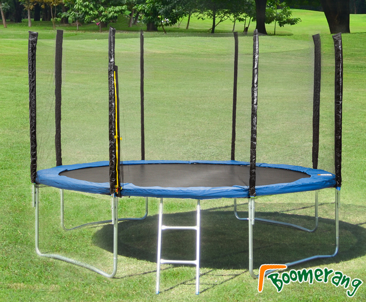16ft Boomerang Plus trampoline
