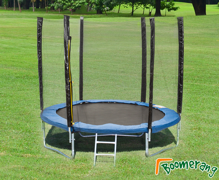8ft Boomerang Plus trampoline