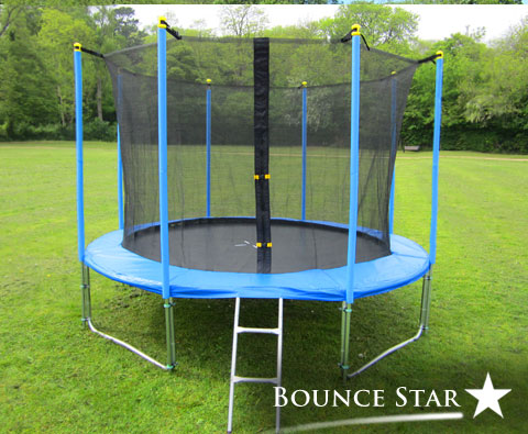 next day trampolines. Black Bedroom Furniture Sets. Home Design Ideas