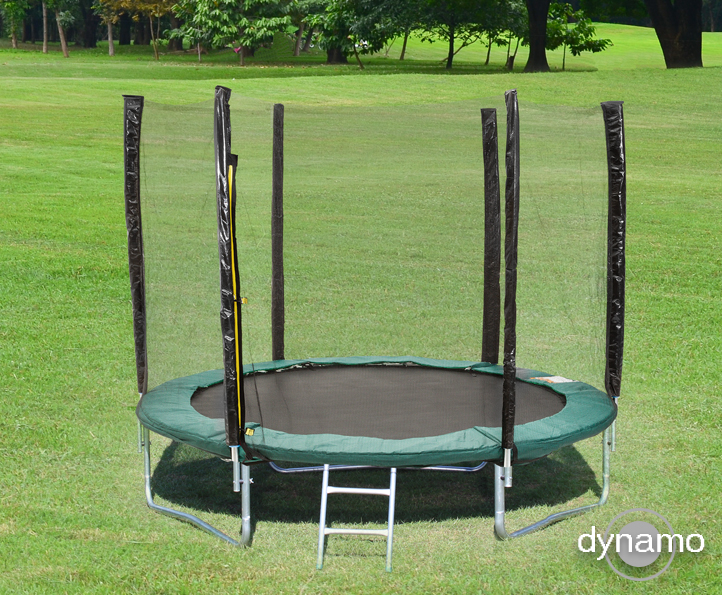 Image of 10ft Dynamo trampoline