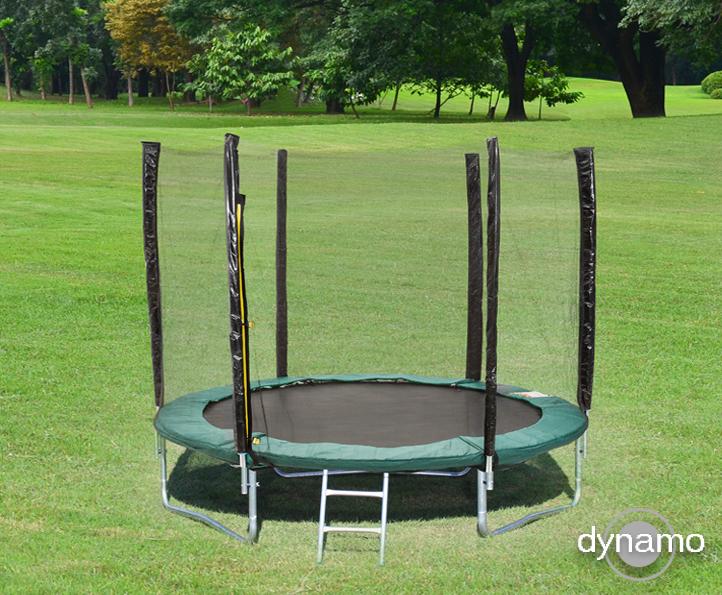 Trampolines 8ft Dynamo trampoline