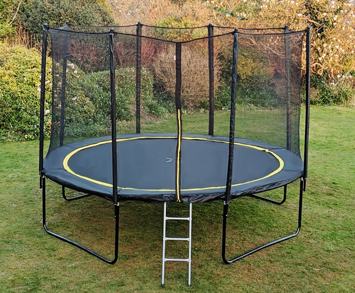 Hurricane 14ft trampoline