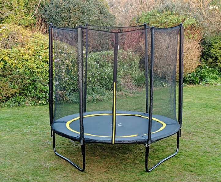 Hurricane 8ft trampoline