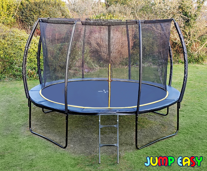 14ft Jump Easy Pro Trampoline