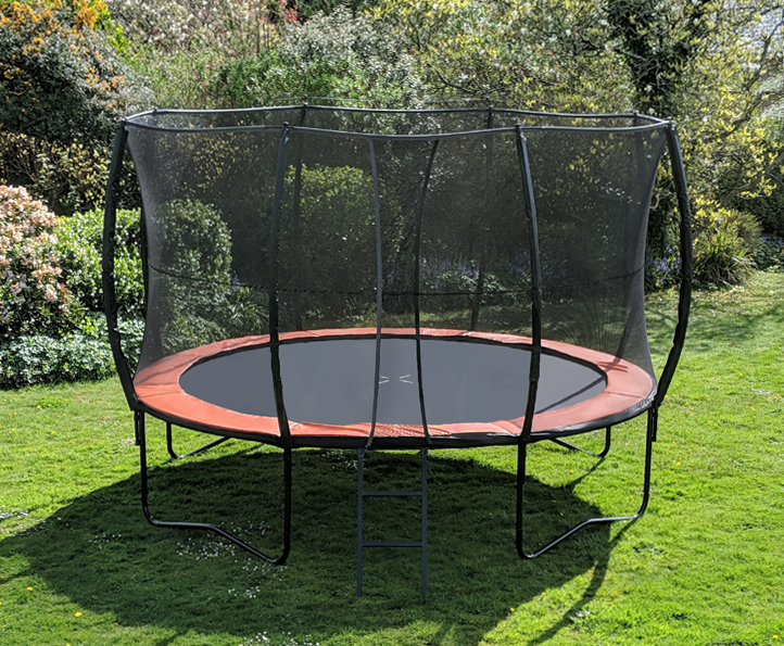 12ft Jump Force Orange trampoline