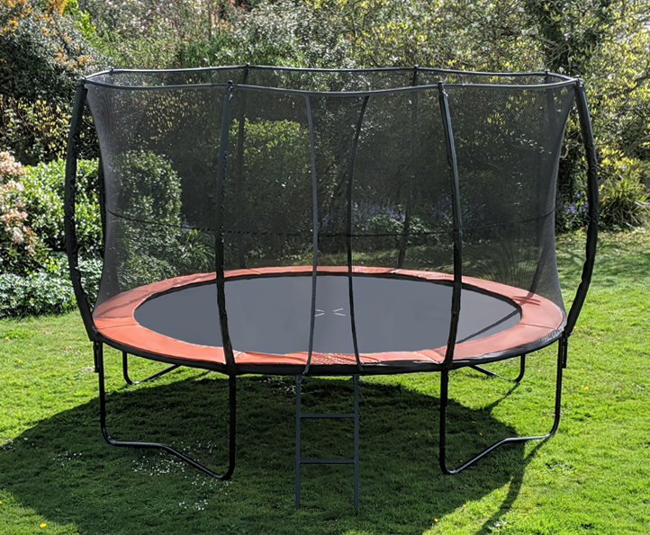 14ft Jump Force Orange trampoline
